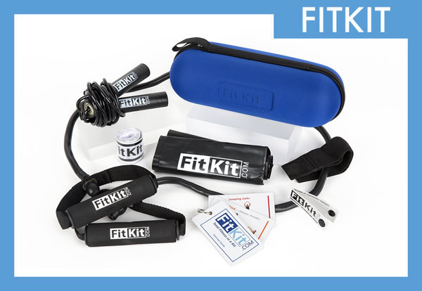 fitkit portable workout travel kit