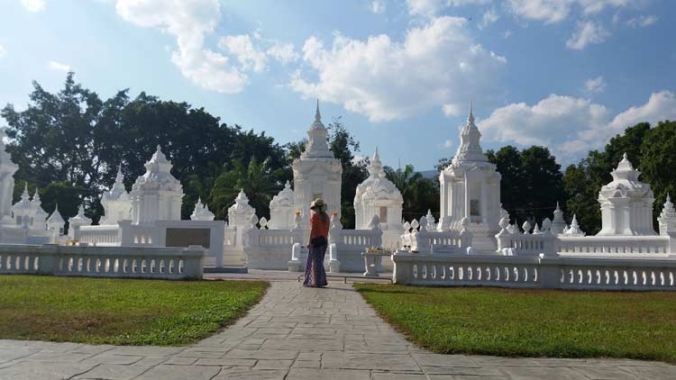Solo Female Travel in Chiang Mai