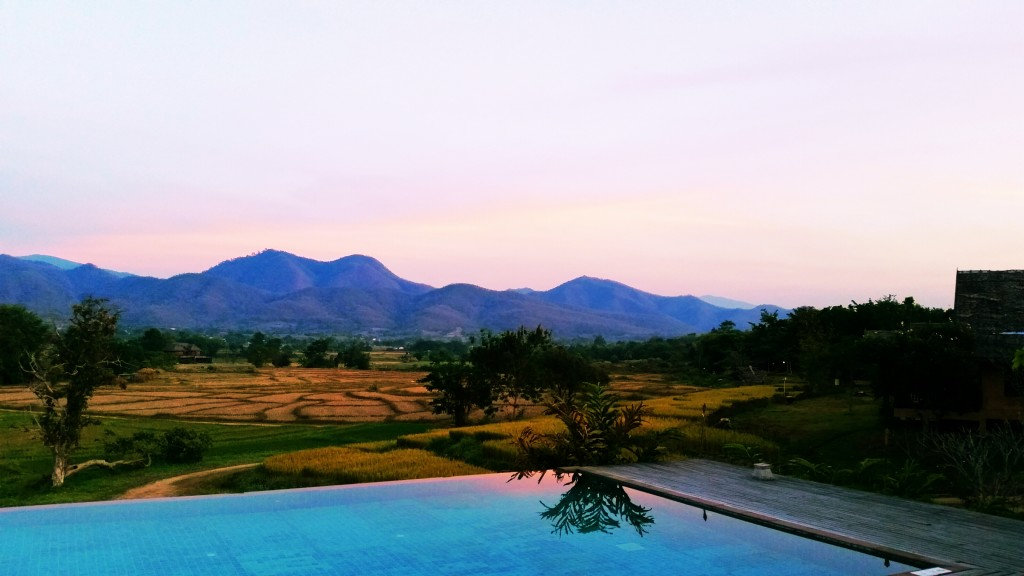 Phu Pai Art Resort Guide to Pai Time Travel Blonde