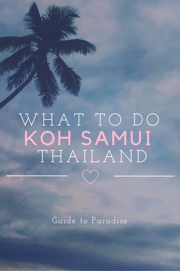 What To Do In Koh Samui - Hire A Driver To See The Island