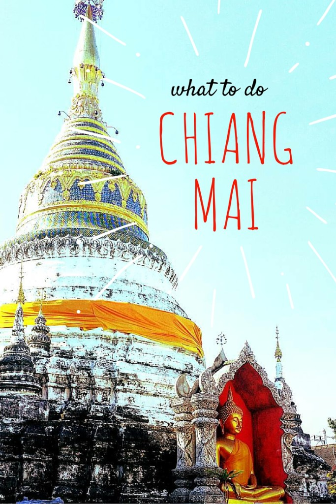 Points of Interest Thailand: Chiang Mai
