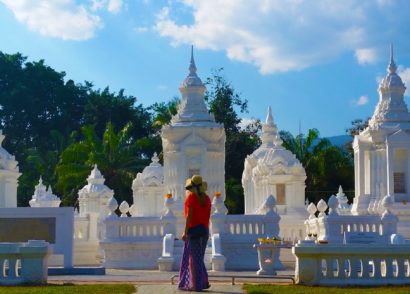chaing mai temples