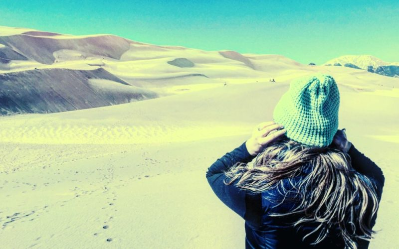 Great Sand Dunes National Park: Playing In America's Sandbox