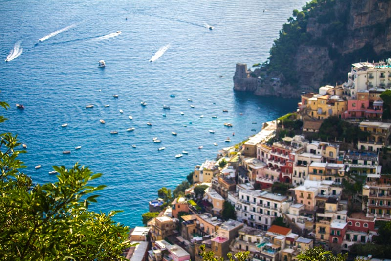 Hill-top-view-of-Positano