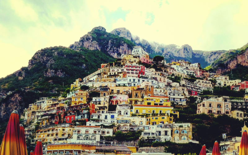 Positano Vacay Not Just For The Rich & Famous