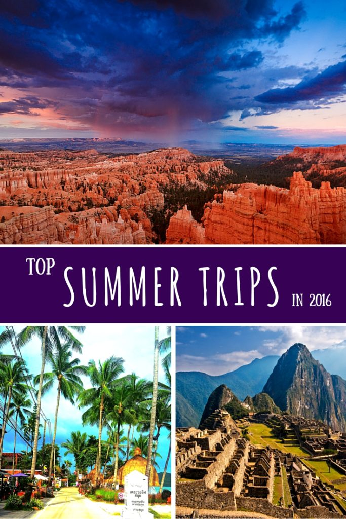 affordable summer vacations