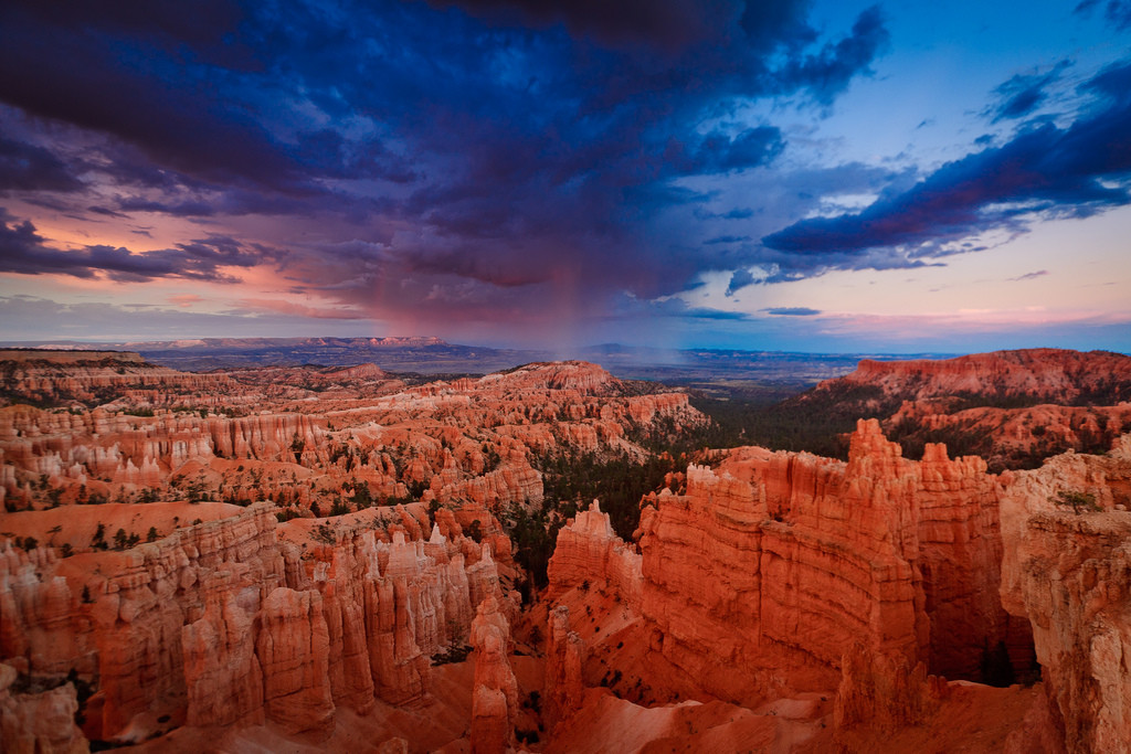bryce national park affordable summer vacation