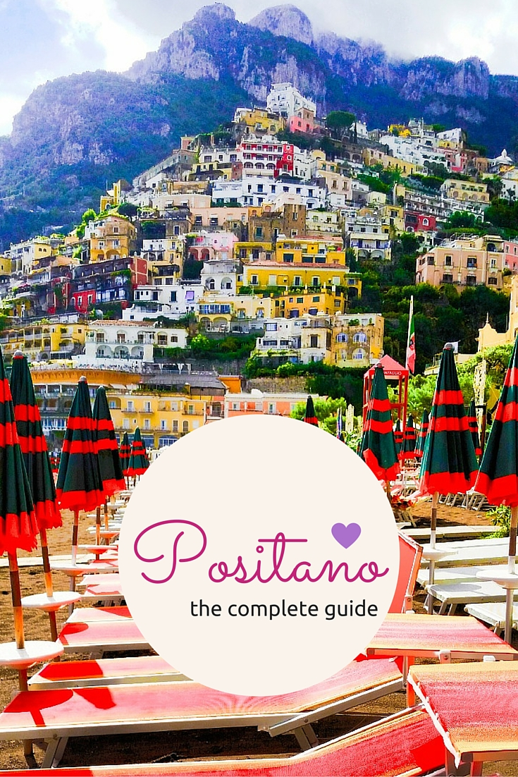 Positano vacay not just for rich and famous for Amalfi to positano
