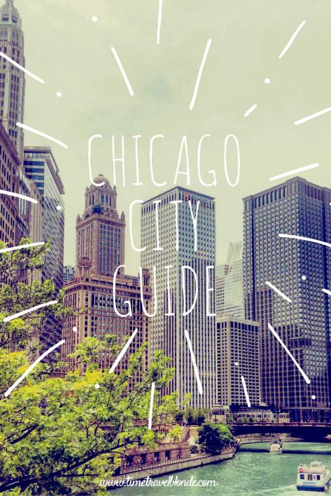 city guide to chicago