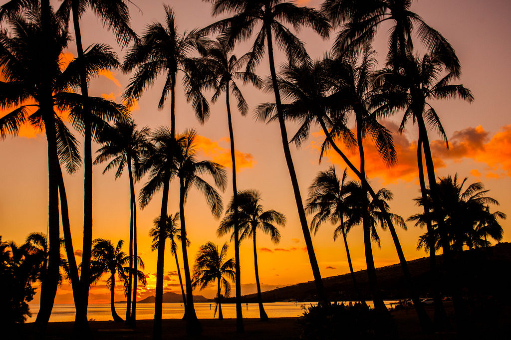hawaii-hawaiian-honeymoon-destination