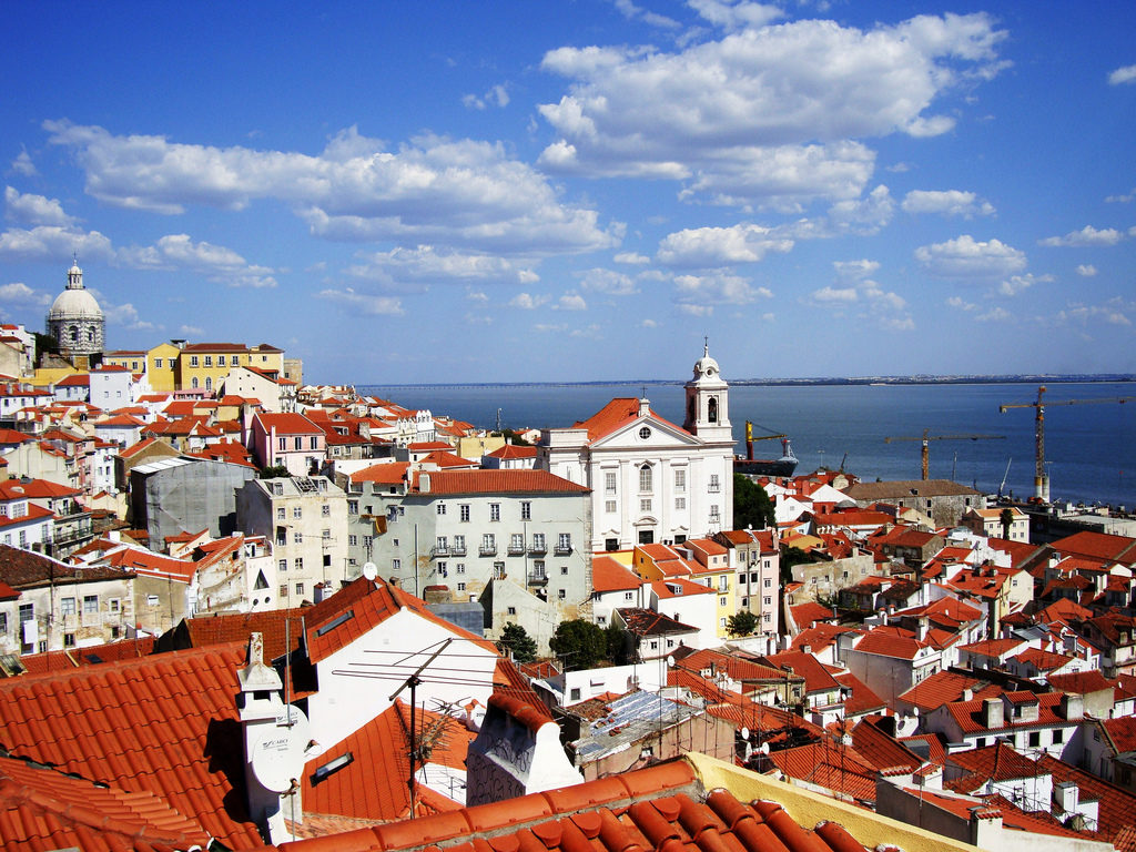 lisbon portugal europe honeymoon destination