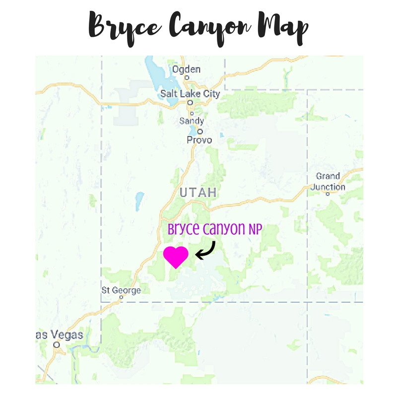 The Simple Travel Guide to Bryce Canyon – time travel blonde