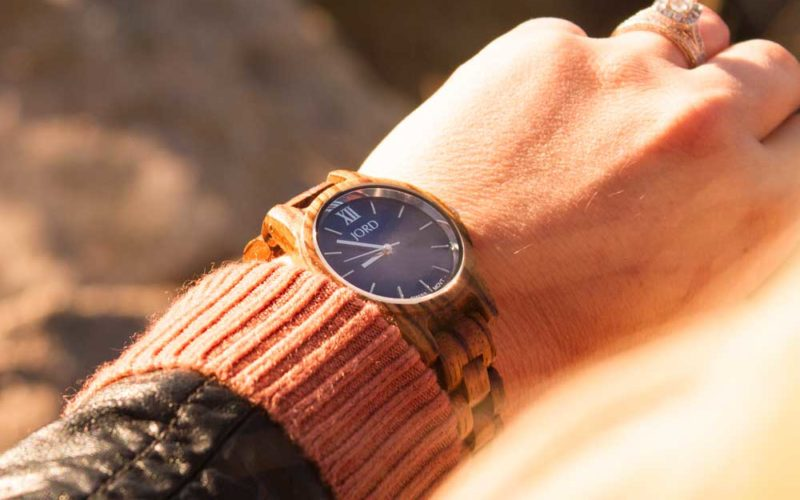 Staying On Time with Jord Watches