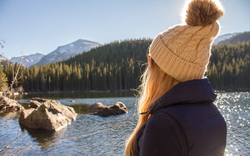 Escaping Reality to Rocky Mountain National Park