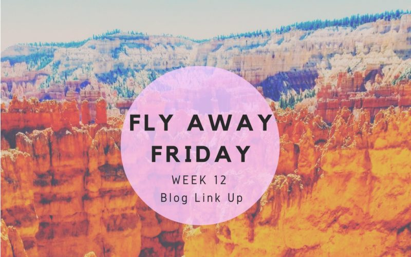 #FlyAwayFriday Week 12
