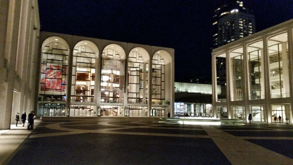 lincoln center nyc new york city ballet