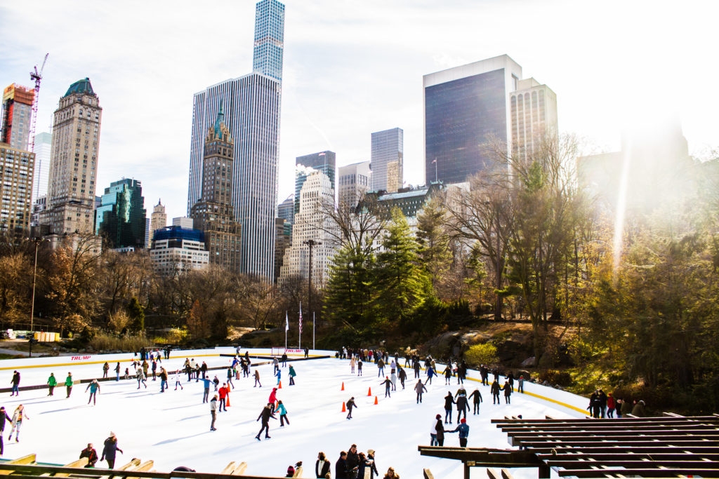 wollman rink central park nyc