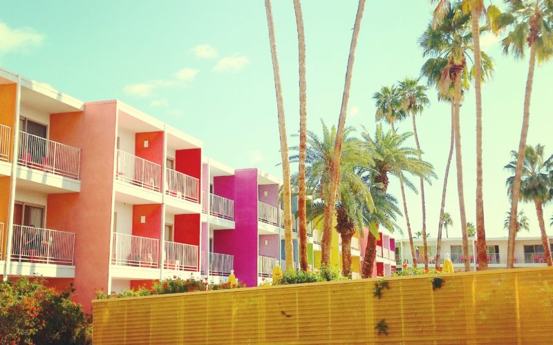 Saguaro Palm Springs: The World's Most Instagramable Hotel