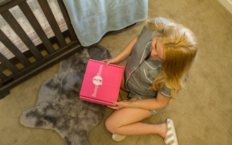 Bump Boxes: The Pregnancy Subscription Box All Mama's Need