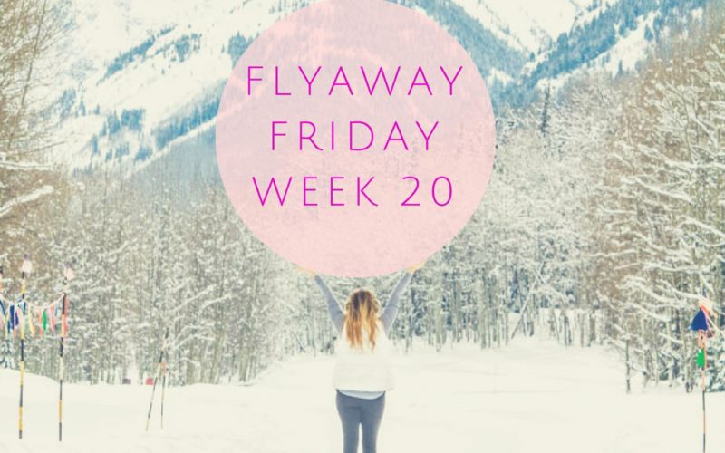 FlyAwayFriday Blog Linkup #22